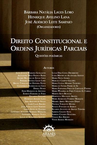 Livro: Direito Constitucional e Ordens Jurídicas Parciais
