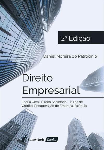 Daniel Moreira do Patrocínio | Livro Direito Empresarial