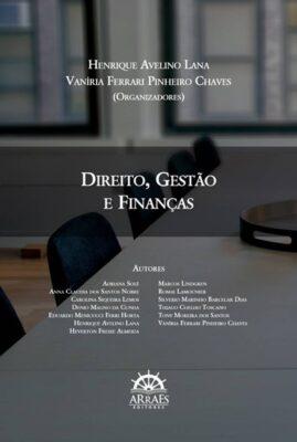 Livro: Direito, Gestão e Finanças